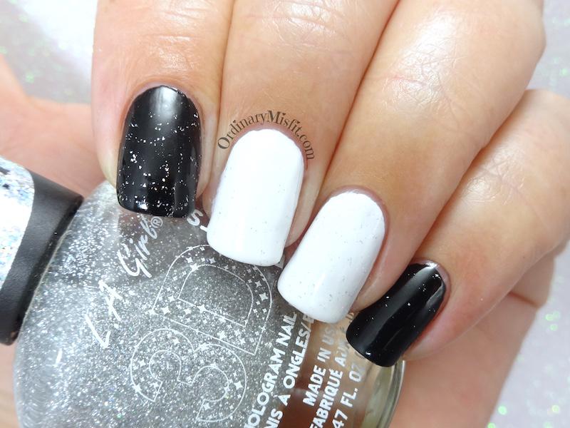 LA Girl - 3D silver