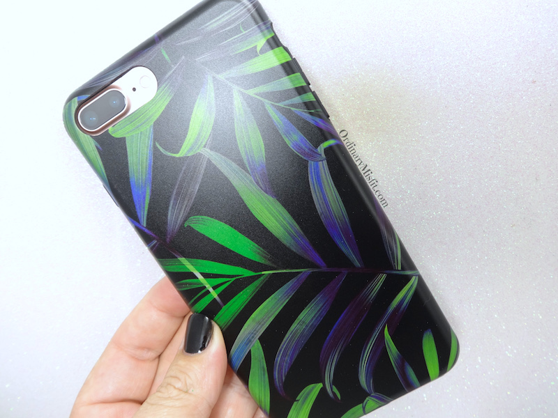 Born Pretty Store review-LeMooc phone cover