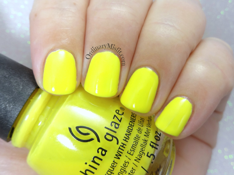 China Glaze - Daisy know my name?
