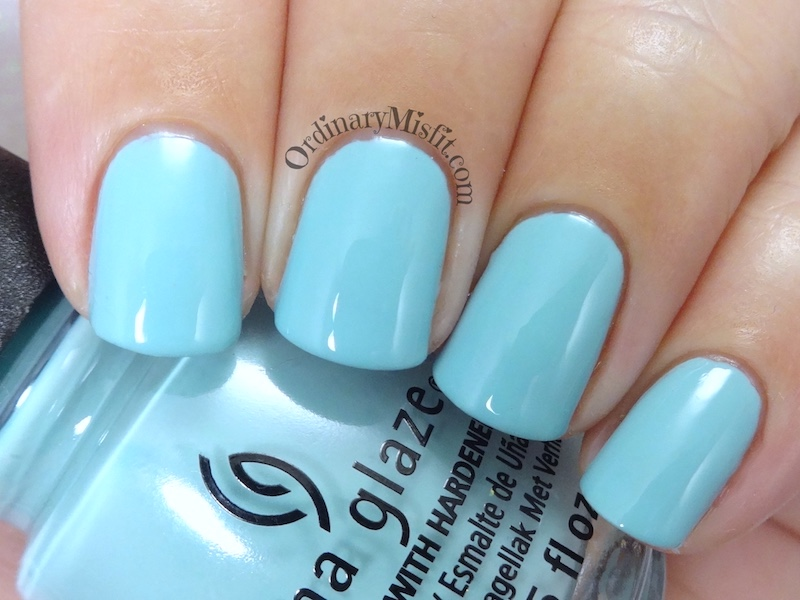 China Glaze - At your athleisure