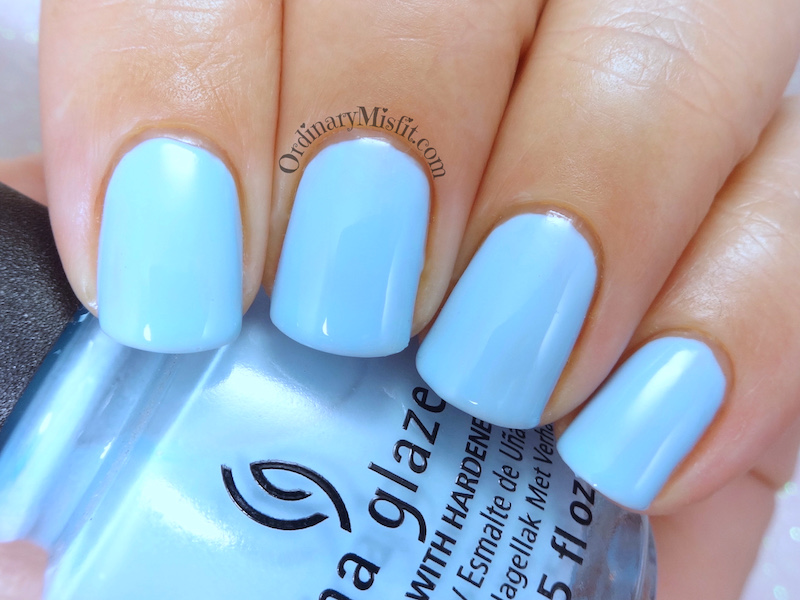 China Glaze - Chalk me up