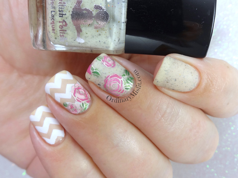 Friday Triad June - Inspired by Hannys_manis matte