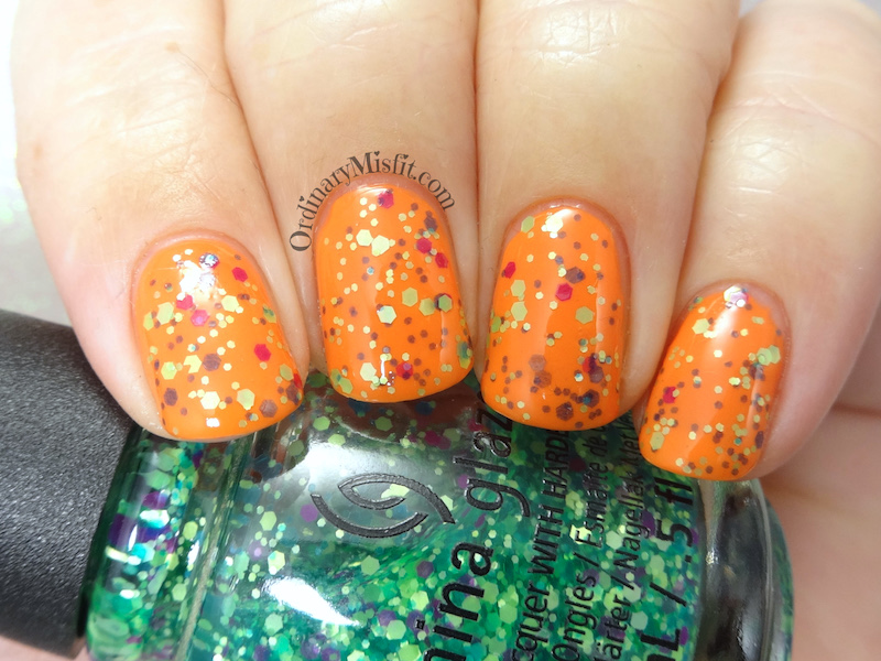 China Glaze - Can I get an untz unts