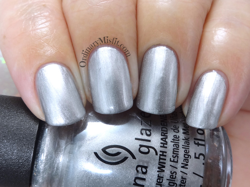 China Glaze - Chroma cool