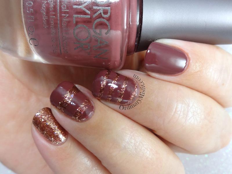 Glittery skittle