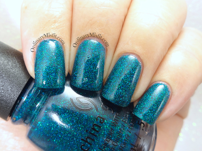 China Glaze - Give me the green light