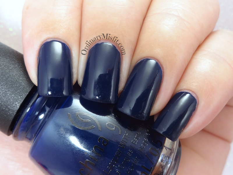 China Glaze - You don't know jacket