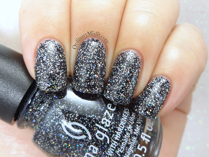 China Glaze - Night and slay
