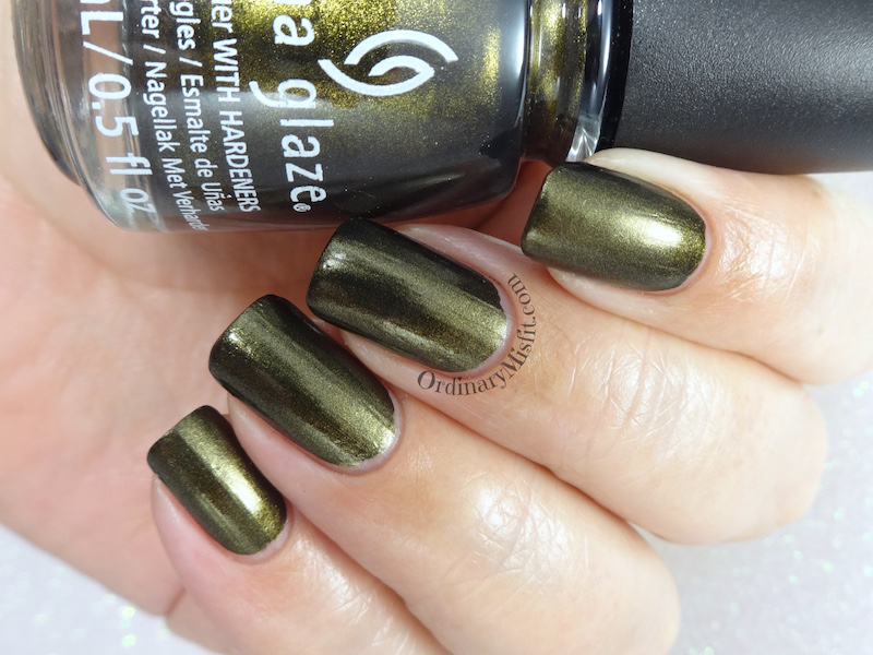 China Glaze - Wicked liquid