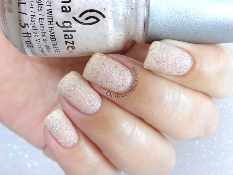 China Glaze - Sand dolla make you holla