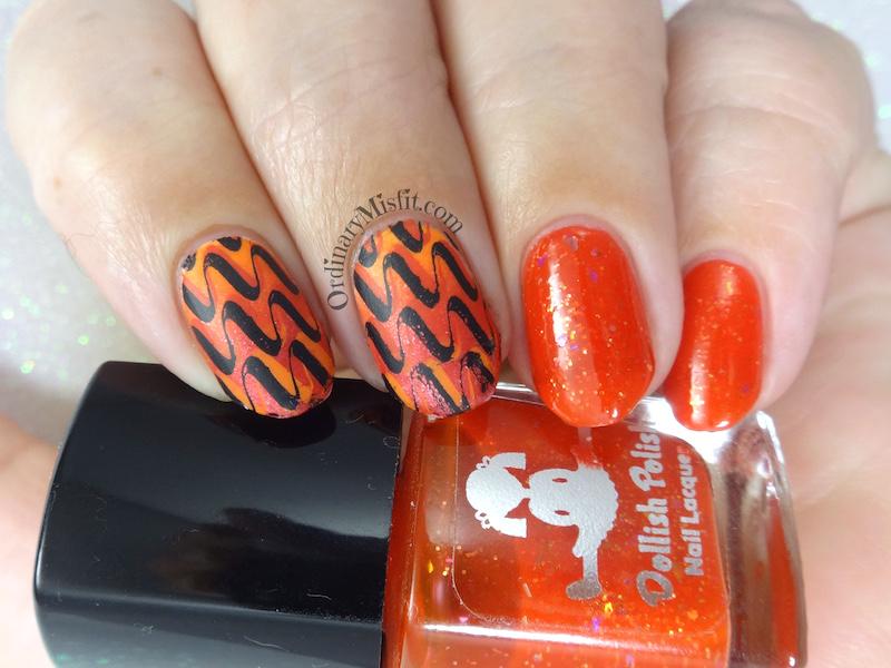 Week 1 - Red & orange
