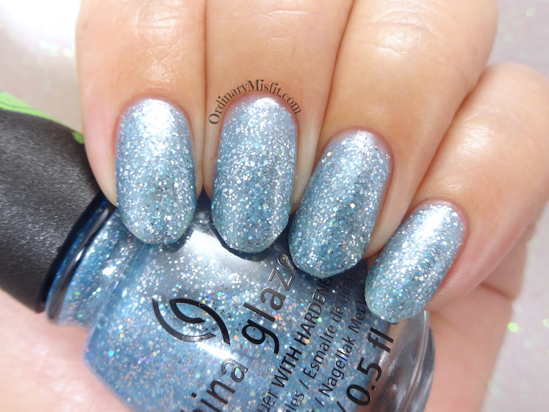 China Glaze - Deliciously wicked