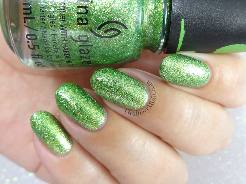 China Glaze - Grinchworthy