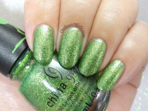 China Glaze - Grinchworthy