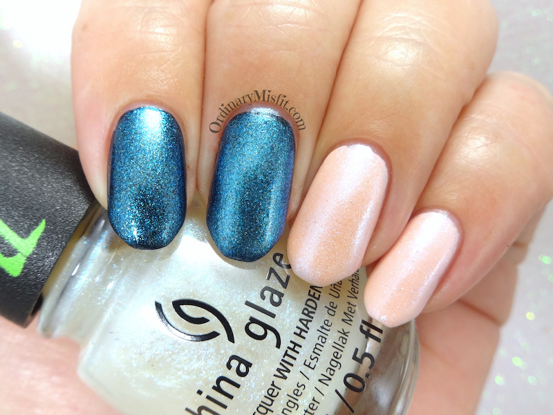 China Glaze - Lukewarm wishes