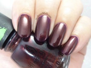 China Glaze - You're a mean one