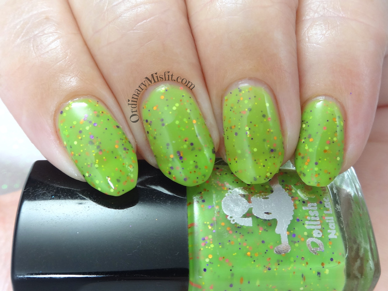 Dollish Polish - The suspense is terrible. I hope it'll last