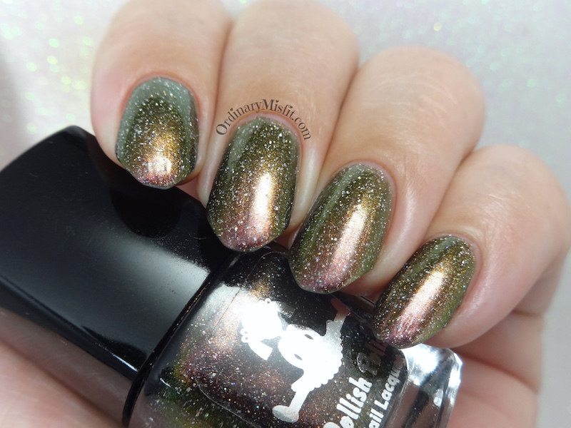 Dollish Polish - Dart angle