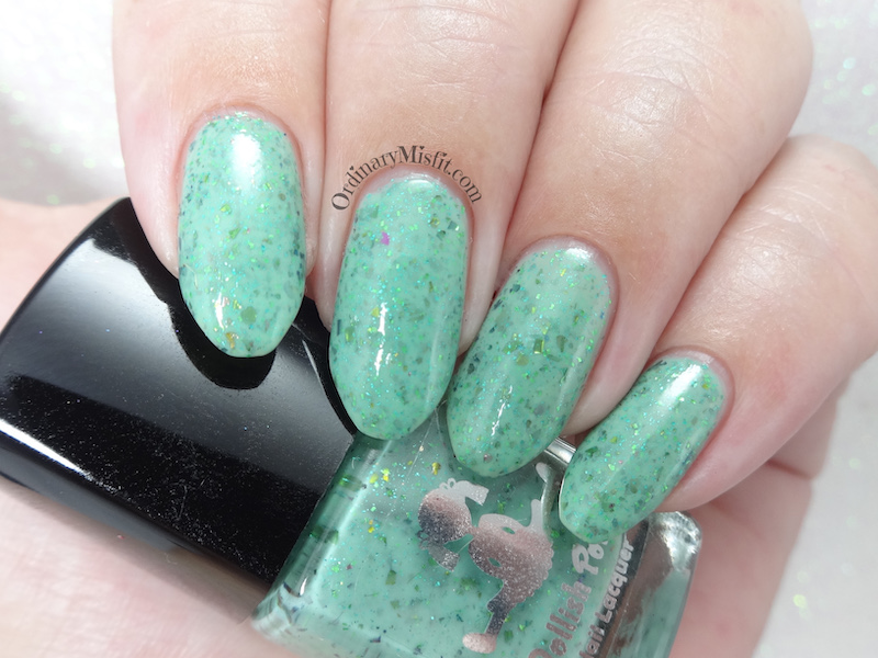 Dollish Polish - You're a mean one, Mr Grinch
