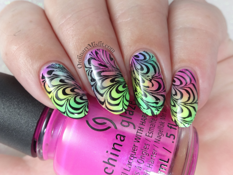 Polished Pretties monthly manis