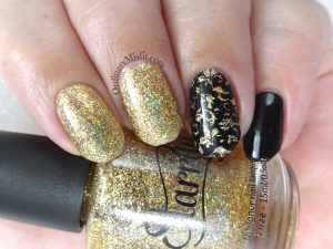 Polished Pretties monthly mani - Thea's choice