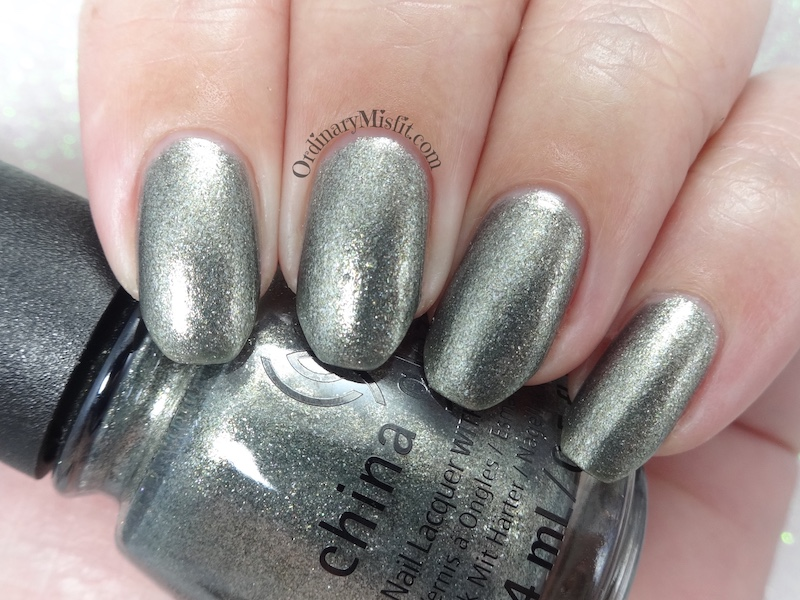 China Glaze - Hydangea dangea