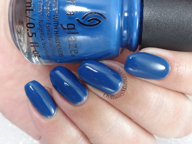 China Glaze - Saved by the bluebell