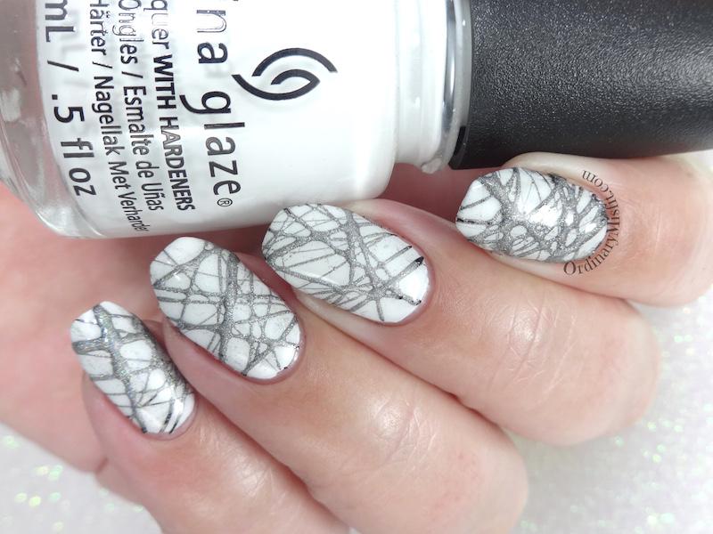 Week 21 - White & silver 4