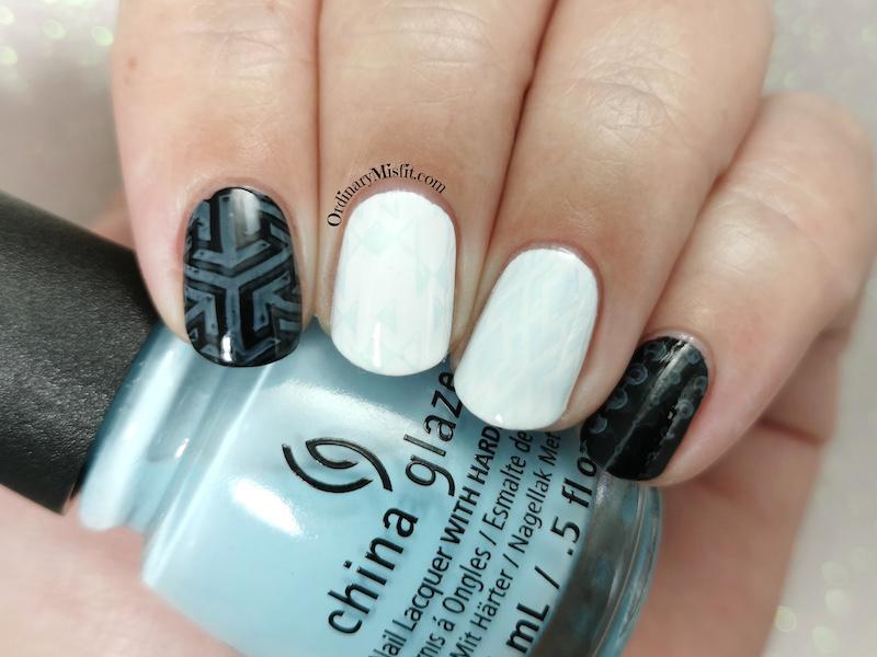 China Glaze - Chalk me up