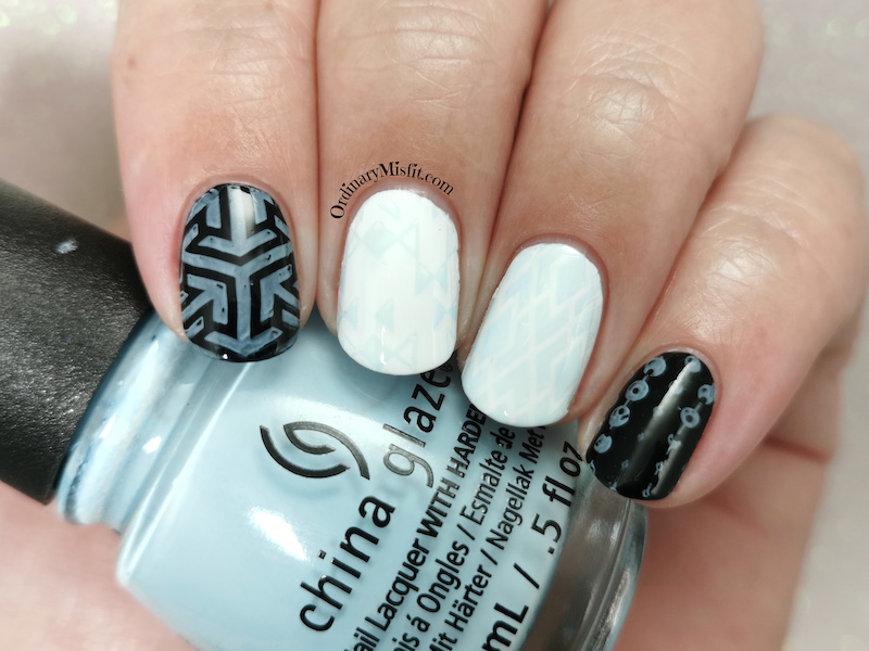 China Glaze - Water-falling in love