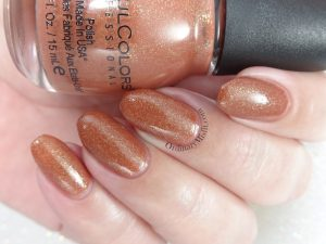 Sinful Colors - Copper a feel