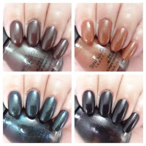 Sinful Colors - Naughty nudes collection collage