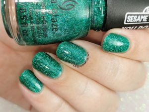 China Glaze - Free to be sesame
