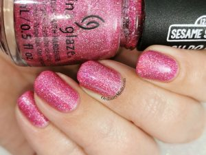 China Glaze - Monsterpiece