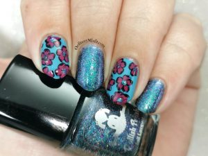More floral nails