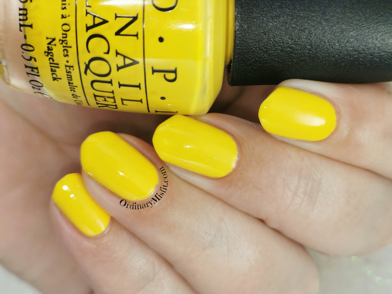 OPI - Exotic birds do not tweet
