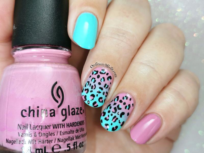 Bright leopard