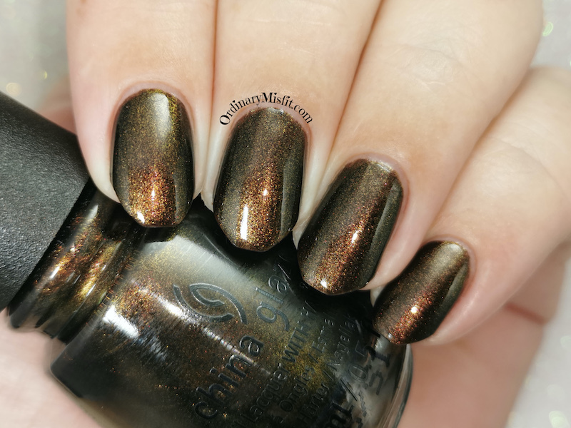 China Glaze - Buffalo bills, bills, bills