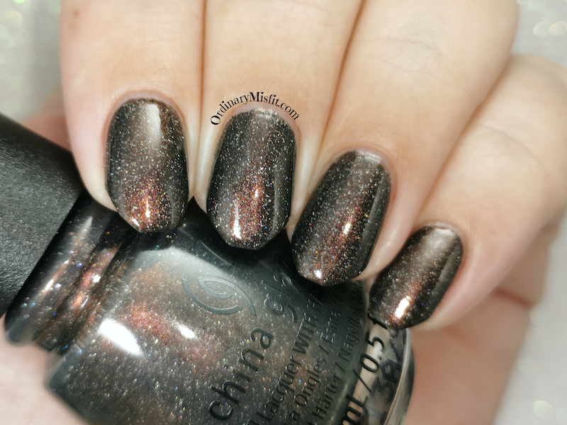 China Glaze - Cowboy, bye