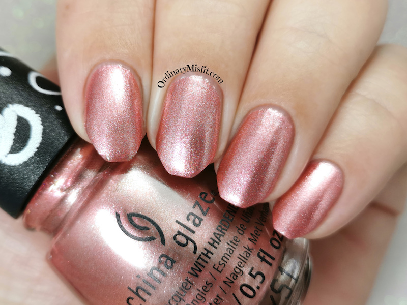 China Glaze - Giggling all the way