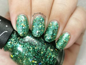 China Glaze - a grouchy new year