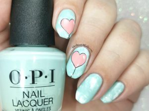 Polished pretties monthly mani - my choice