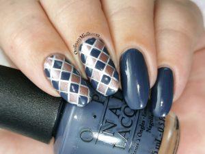 Checkered hot spots